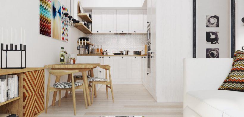 Красивые квартиры: в чем секрет (20 + фото)