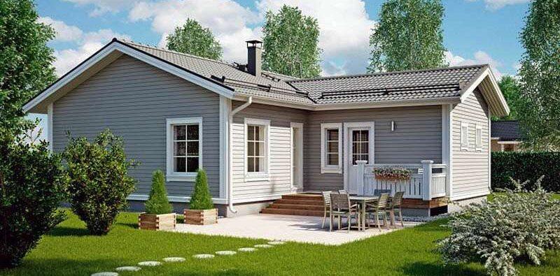 Угловые дома - отличный выбор для проекта частного дома