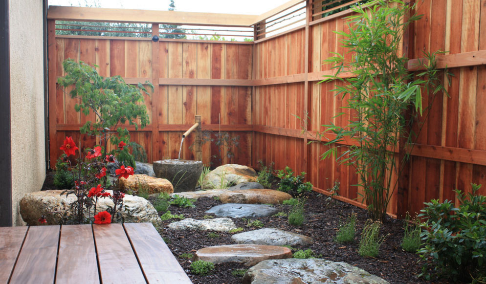 гарний сад
