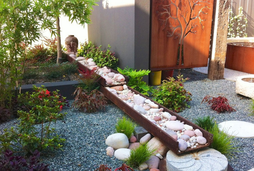 дачний сад