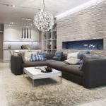 Способи зонування однокімнатної квартири