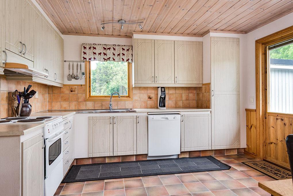 дизайн дерев'яного будинку всередині