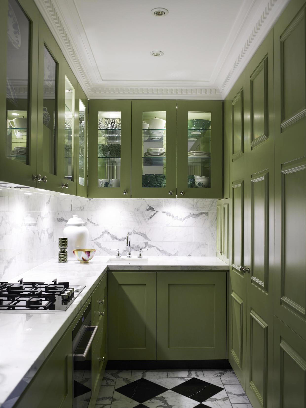 ремонт маленької кухні