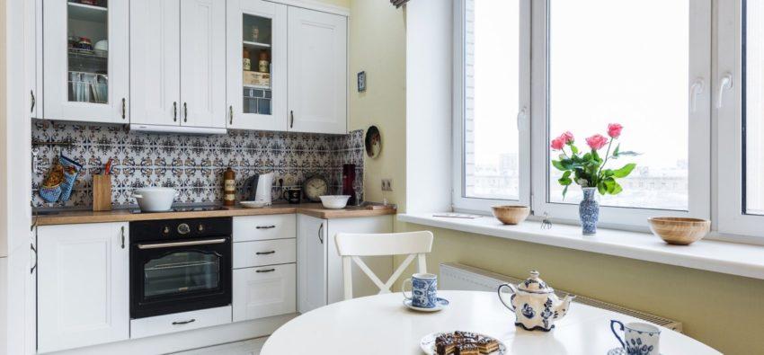 Красивый ремонт кухни в хрущевке своими руками