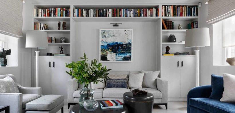Дизайн интерьера небольшого частного дома: простота и комфорт