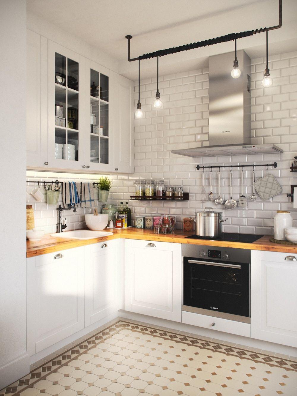 дизайн малогабаритной кухни в хрущевке