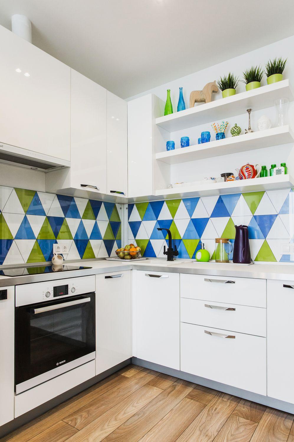 дизайн ремонта кухни