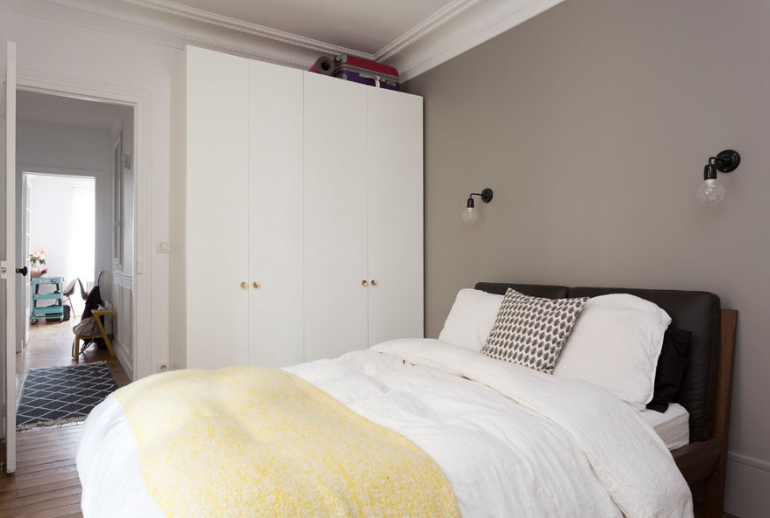 ремонт в спальне 12 кв м
