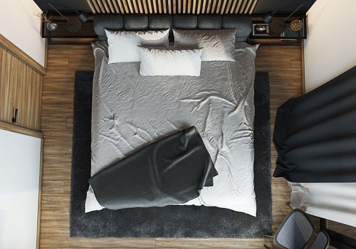 ремонт спальни в хрущевке своими руками