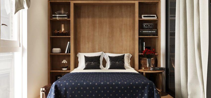 Советы по ремонту маленькой спальни