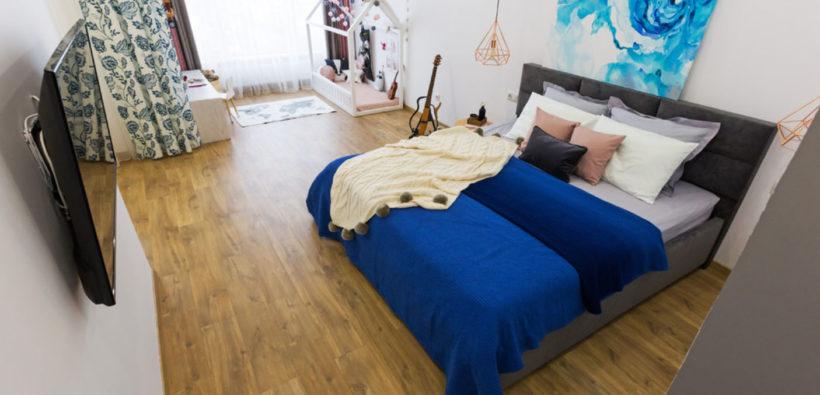 Оформляем дизайн-проект однокомнатной квартиры