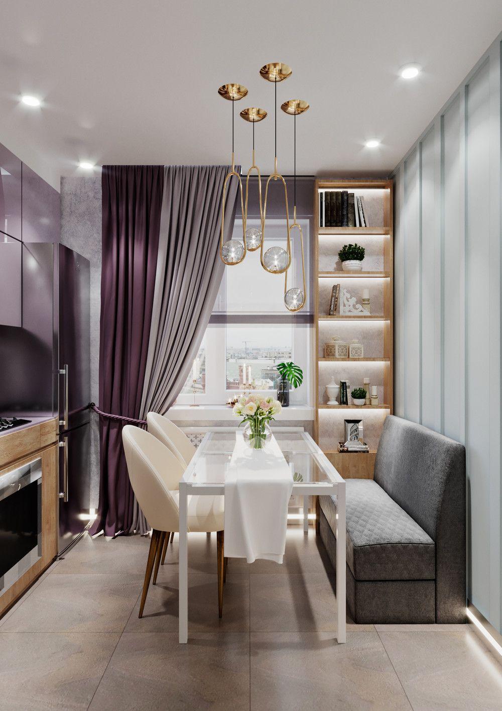 дизайн однокомнатной квартиры студии 32 кв м