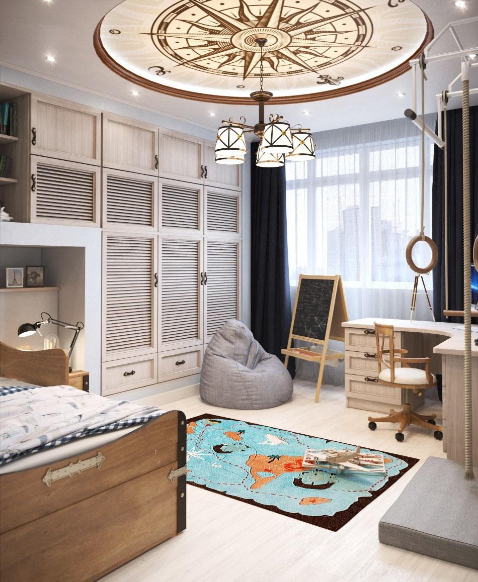 Красивые квартиры